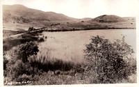 0380 Laguna Lake  - Tom Pulley Postcard Collection-M